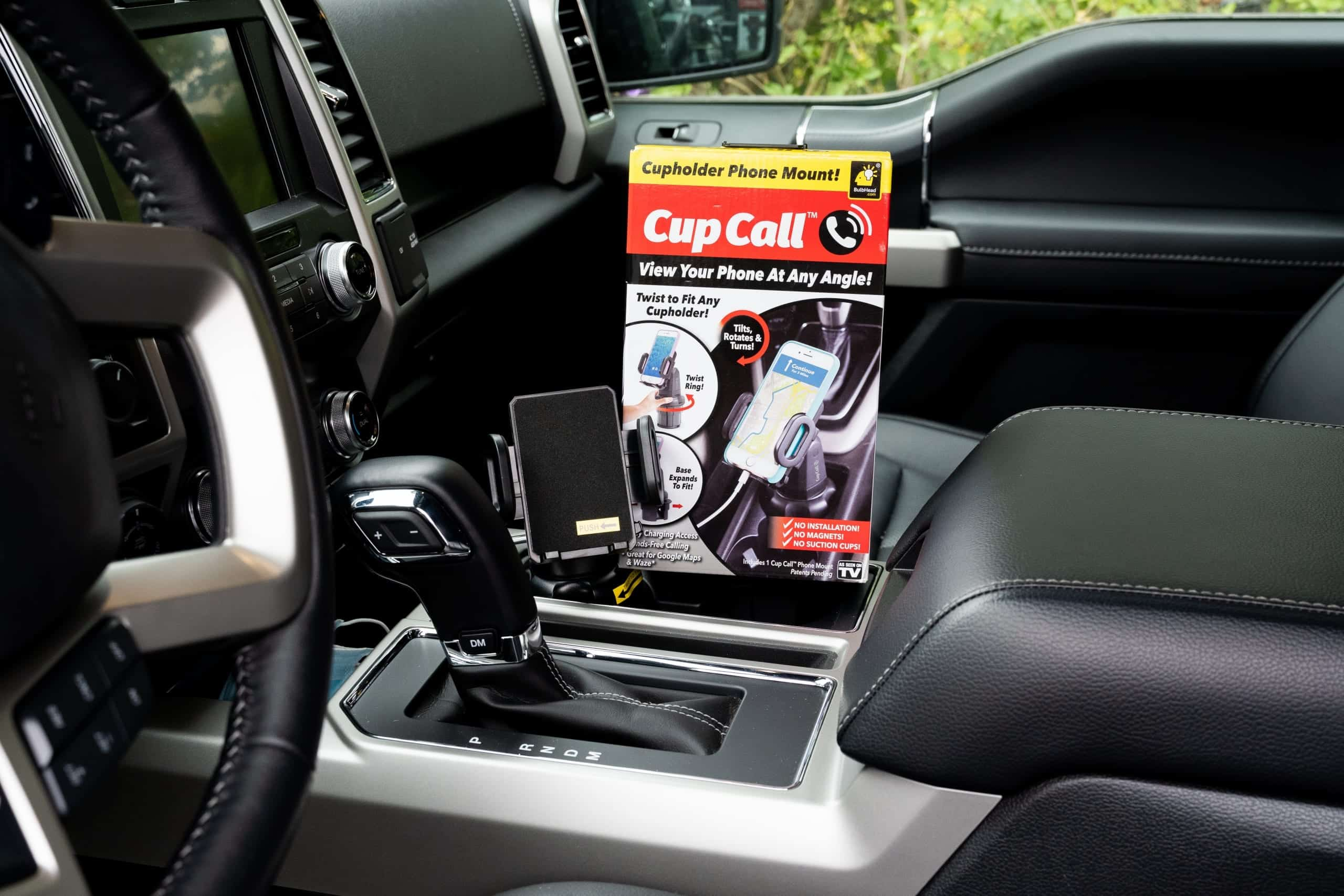 Car leather interior