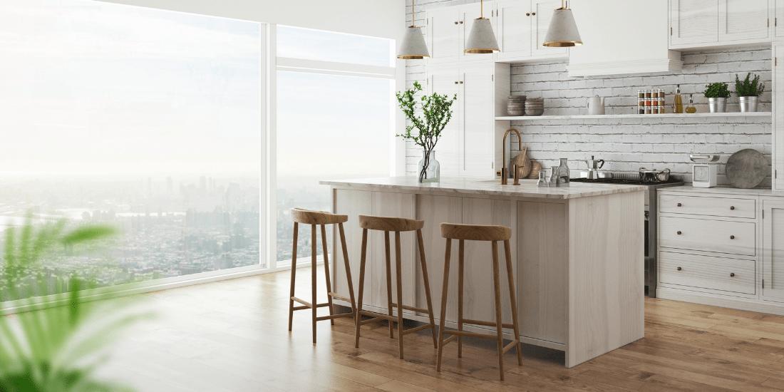 Furniture in kitchen